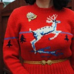 It's beginning to look a lot like Christmas pullover time