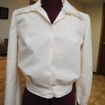 40s jacket progress: the muslin