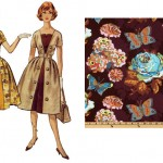 Fall for Cotton: 50s pattern and fabric inspiration