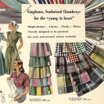 Fall for Cotton: vintage fabric shopping, part 1