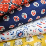 Fall for Cotton: vintage fabric shopping, part 2