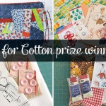 Fall for Cotton giveaway winners