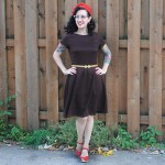 Ever After outfit: A Shabby Apple dress review
