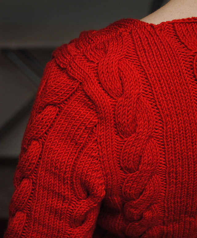 Knitting Picking Up Stitches For Sleeves : How to knit seamless set-in sleeves from the top down By Gum, By Golly Bl...