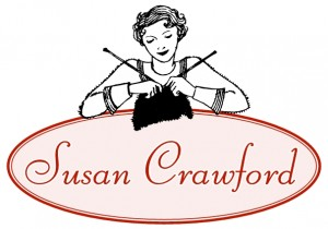 Susan Crawford Vintage Knitting