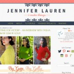 Knit for Victory: deadline Friday, plus interview at Jennifer Lauren Vintage!