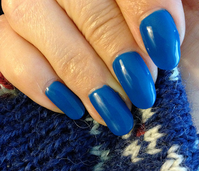 Gelish Ooba Ooba Blue