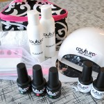 Nail care mini series: Couture Gel Nail Polish kit review
