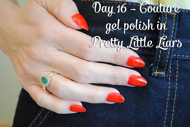 day 16 couture polish