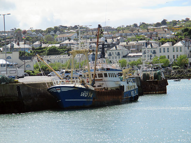 howth boats