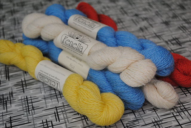 Fenella Yarn by Susan Crawford Vintage