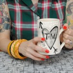 Uncommonly good anniversary mugs