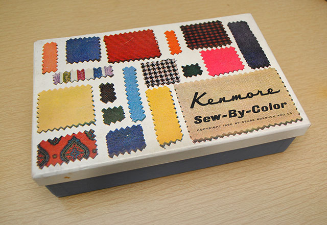 Kenmore Sew By Color accessories