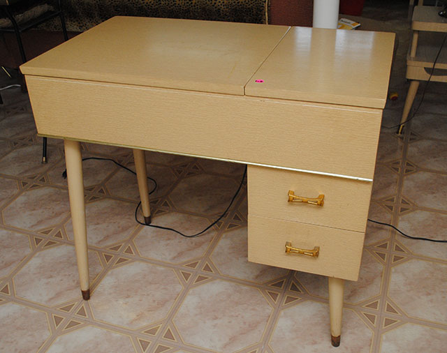 vintage sewing tables 2