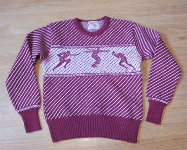 pullover from Dated: An Online Vintage Showroom