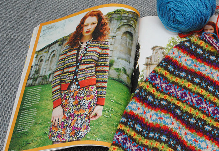 Debbie Bliss Knitting Magazine Fall/Winter 2010