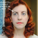My new trick to transforming naturally dark eyebrows to match dyed red hair