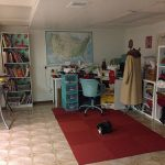 """Basement studio makeover: planning and """"build-out"""""""