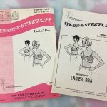 True bra-making confessions: I finally found a retro bra sewing pattern I like!