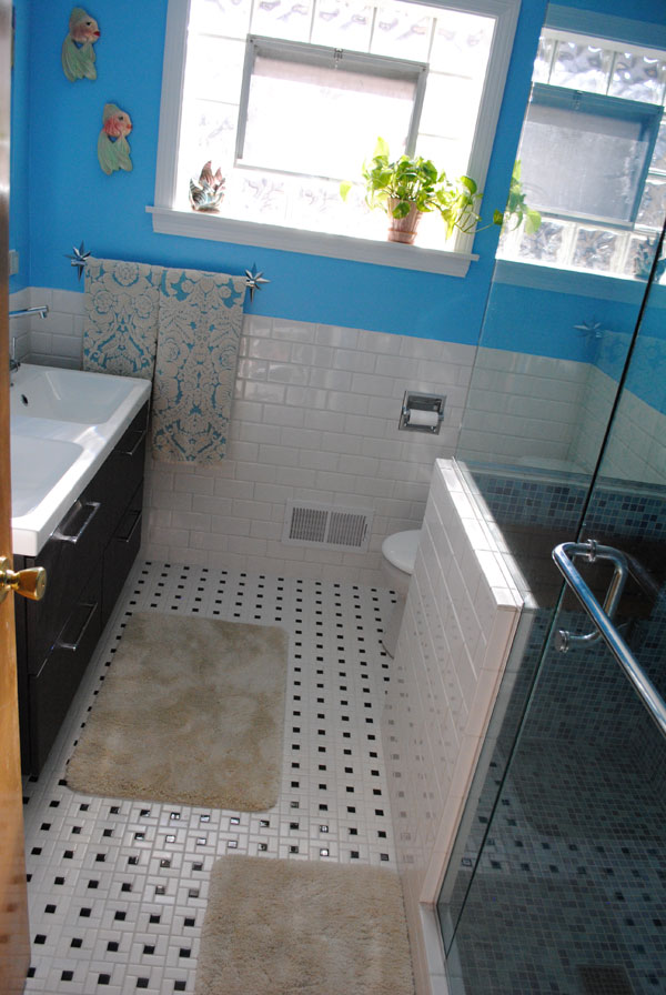 The Golly Ranch Bathroom Remodel The Big Reveal By Gum