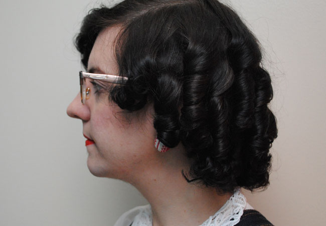 How I Do A Late 30s Early 40s Sponge Roller Set And Avoid