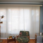 Help picking mid-century living room window treatments