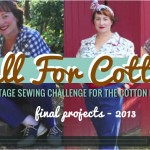 Fall for Cotton: watch the final projects video at Lucky Lucille!
