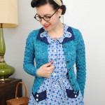 My Knit for Victory Hetty cardigan