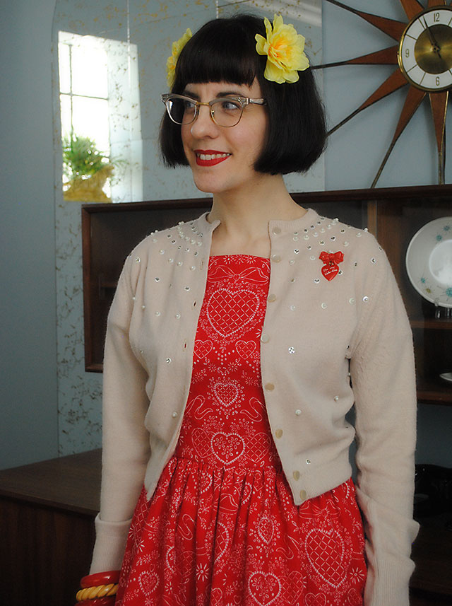 Valentine Emery dress