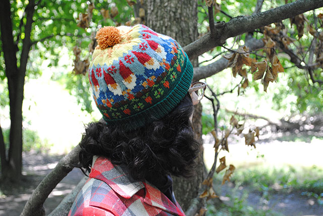 Nisse: a knitting pattern by Tasha Moss