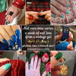 Mini series intro: a week of nail love from a vintage gal