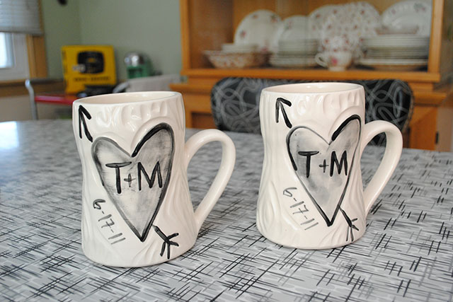 Uncommon Goods mugs