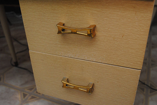 bow drawer pulls