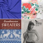 Daydreaming about autumn sewing and knitting