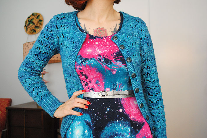 ModCloth galaxy dress