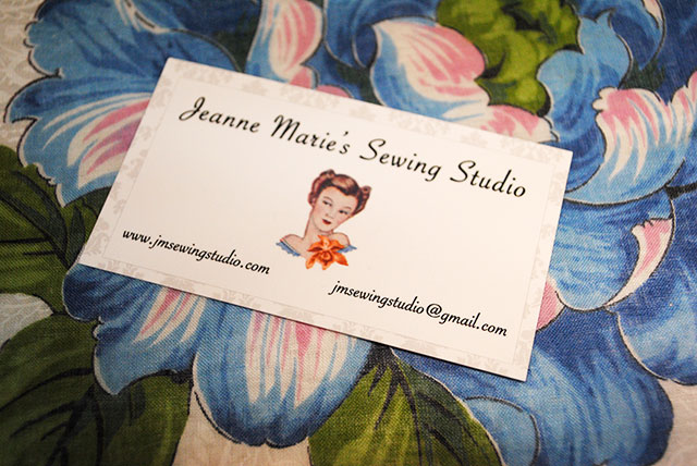 Jeanne Marie's Sewing Studio