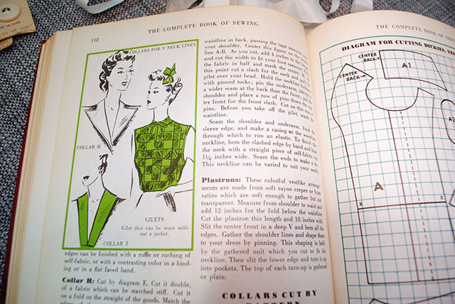 The Complete Book of Sewing (1949)