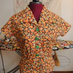Wings of madness: the blouse I never wanted to sew again (but now I do)
