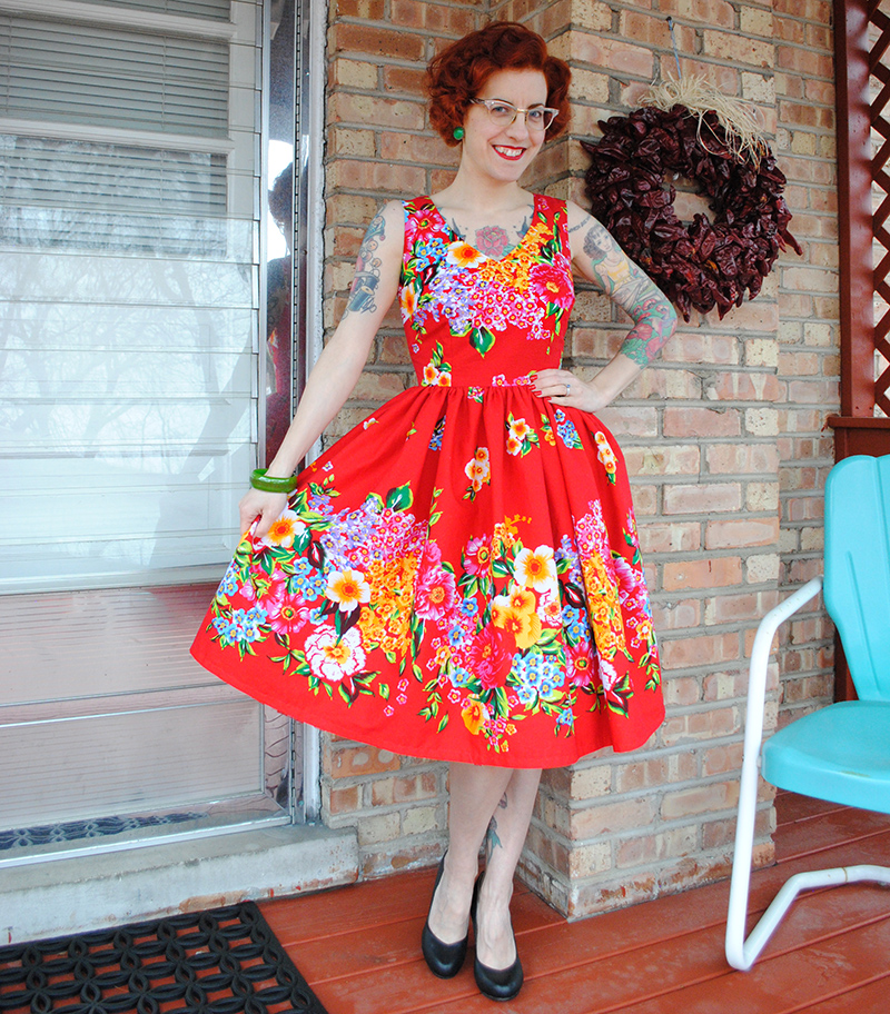 dress from Gertie's Ultimate Dress Book