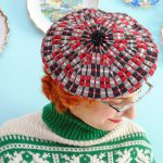 Different color palette and some tips for a Fayne beret