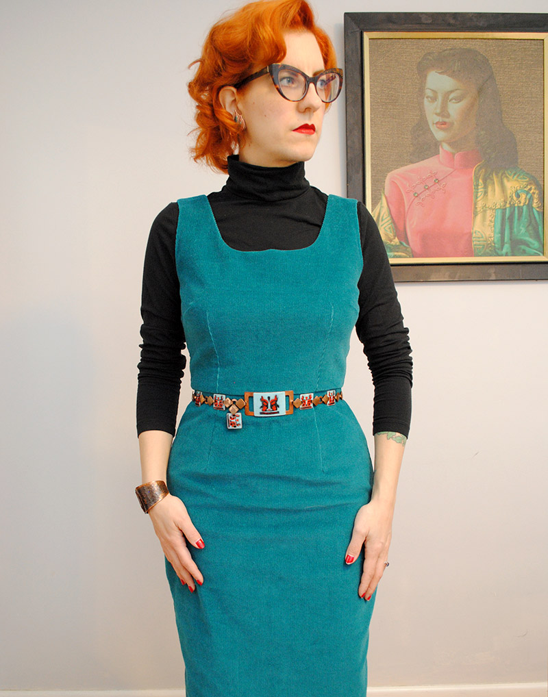 front of Ultimate Sheath Jumper