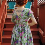 A dress and a fitting tip that transformed my dressmaking (and the dress)